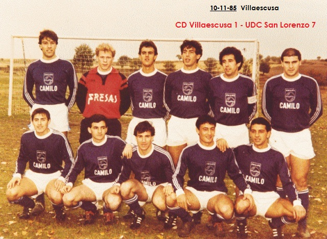 CD San Lorenzo Temporada 1985 1986